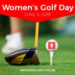 Womens Golf Day 2018