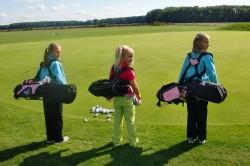 Dětské golfové tréninky a golfová přípravka